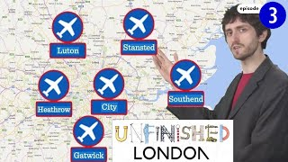 Download Why does London have so many airports? (Unfinished London ep3) Video