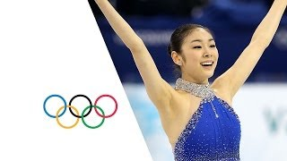Download Yuna Kim's Incredible Figure Skating Performance - Vancouver 2010 Winter Olympics Video