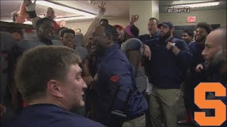 Download Dino Babers' Locker Room Speech After Syracuse Upset Virginia Tech Video