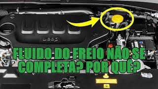 Download Fluido do freio não se completa? Por quê? Video