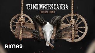 Download Tu No Metes Cabra Remix - Bad Bunny, Daddy Yankee, Anuel & Cosculluela Video