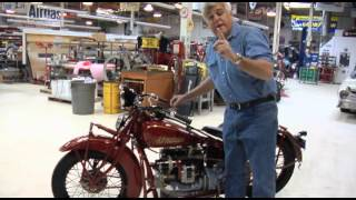 Download 1933 Indian Motorcycle - Jay Leno's Garage Video