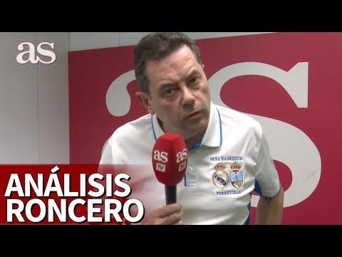 """Unionistas 1-Real Madrid 3  Roncero, a Bale: """"No entiendo que no celebre un gol""""   Diario AS"""