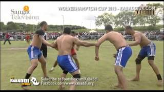 Download Wolverhampton Kabaddi Cup 2013 [Part 3 of 3] FINAL Kabaddiuk Video