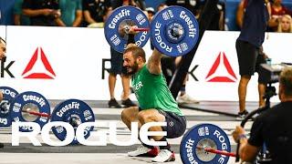 Download Ringer 1 & Ringer 2 - Individual Men Event 10 - 2019 Reebok CrossFit Games Video