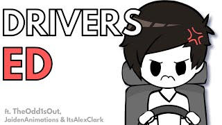 Download Drivers Ed. (ft. TheOdd1sOut, JaidenAnimations & ItsAlexClark) Video