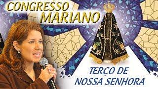 Download Terço de Nossa Senhora de Nazaré - Pe. Paulinho, Sônia Venâcio, Graça e Roberta (15/05/11) Video