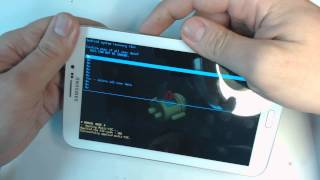 Download Samsung Galaxy Tab 3 SM-T211 hard reset Video