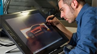 Download What Goes into Designing a Concept Car? Video