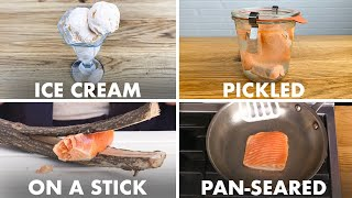 Download Every Way to Cook Salmon (43 Methods) | Bon Appétit Video
