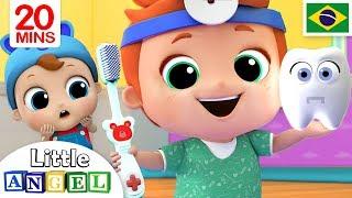 Download O Bebê Vai ao Dentista! 🦷 | Historinhas e Músicas Infantis | Canal do Joãozinho Video