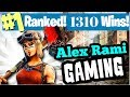 Download #1 WORLD RANKED - 1310 SOLO WINS! - FORTNITE BATTLE ROYALE LIVE STREAM Video
