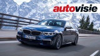 Download Eerste testnotities: BMW M550i xDrive (2017) Video