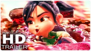 Download WRECK IT RALPH 2: All Trailer Clips in Chronological Order (2018) Video
