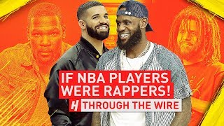 Download NBA Players and Their Rap Equals | Through The Wire Podcast Video