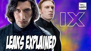 Download Star Wars Episode 9 Leaks Explained | Kylo Ren's Empire Video