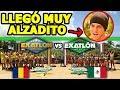 Download Exatlón México | Aristeo muy alzadito | México gana a Rumania Video