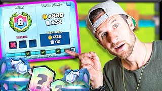 Download Did We WIN The LEGENDARY Challenge!! • Clash Royale Video