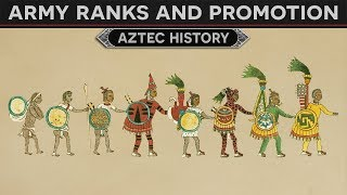 Download Army Ranks and Promotion (Aztec History) Video