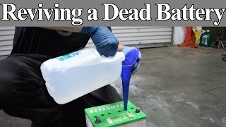 Download Is it Possible to Revive a Dead Battery with Epsom Salt - See For Yourself Video