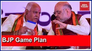 Download Exclusive | Inside Details Of BJP's Game Plan For Karnataka Power Play Video