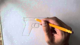 Download How to Draw a Pistol Video