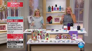 Download HSN | HP Electronic Gifts 10.22.2017 - 07 PM Video