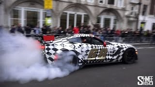 Download INSANE CROWDS! Travelling the UK on Gumball 3000 2016 Video