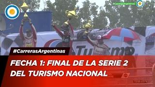 Download Automovilismo - Fecha 1 - Turismo Nacional - Final de la Serie 2 (1 de 2) Video