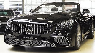 Download 2019 Mercedes S65 AMG - V12 S Class Cabriolet Review BRUTAL Sound Exhaust Interior Exterior Video