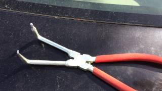 Download LG Washing Machine Inner Tub Spring Removal Tool - How To Use Video