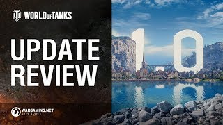 Download World of Tanks: 1.0 Update Review Video