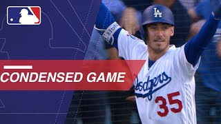 Download Condensed Game: MIL@LAD - 8/2/18 Video