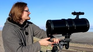 Download Measuring Earth's Radius With A Telescope? (corrected version) Video
