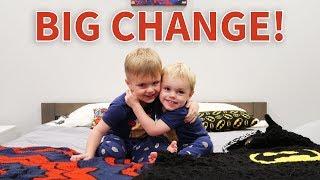 Download BIG BROTHER BEDROOM CHANGE! Video