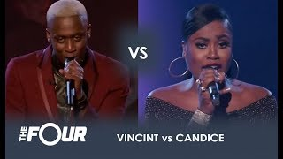 Download Vincint vs Candice: An EPIC Battle For Stardom! | The Finale | The Four Video