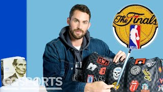 Download 10 Things Kevin Love Can't Live Without   GQ Sports Video