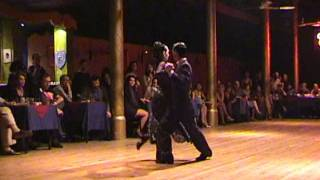 Download Geraldine Rojas y Javier Rodriguez, Club Gricel, Buenos Aires, Nov.1999.mpg Video
