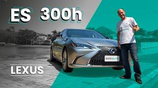 Download Lexus ES 300H - Como anda o sedan híbrido? #MobiDrive Video