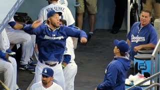Download Hyun-jin Ryu Autographing, Kershaw Blocking 6-30-14 Dodger Stadium Video