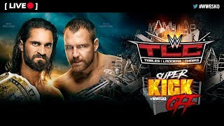 Download [LIVE] Super Kick Off - WWE TLC 2018 Video
