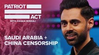 Download Saudi Arabia + Censorship In China | Patriot Act with Hasan Minhaj | Netflix Video