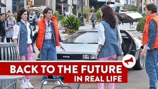 Download Back to the Future Twins Prank - Movies In Real Life (Episode 5) Video