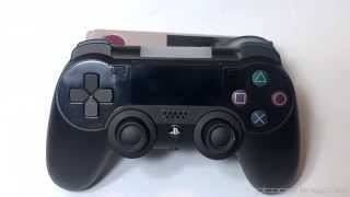 Download Playstation 4 Prototype Controller Close-Up Video