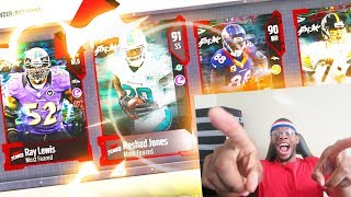 Download BEST PACK EVER! 94 OVERALL RAY LEWIS PULL! MOST FEARED! - Madden 18 Ultimate Team Video