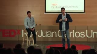 Download Cambiar el mundo es una actitud | José Otaola & Álvaro Pisa | TEDxReyJuanCarlosUniversity Video
