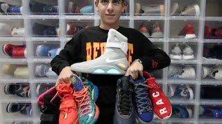 Download MY ENTIRE SNEAKER COLLECTION *** ($120,000 IN HEAT!!) Video