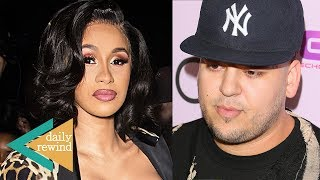Download Rob Kardashian LIED! Cardi B Talked To Cuban Doll After Offset Cheating Scandal! | DR Video