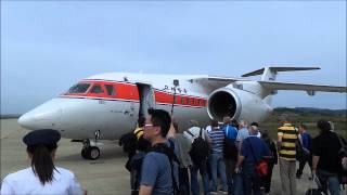 Download Flying Air Koryo's oldest and latest aircraft IL-18 and An-148 Video