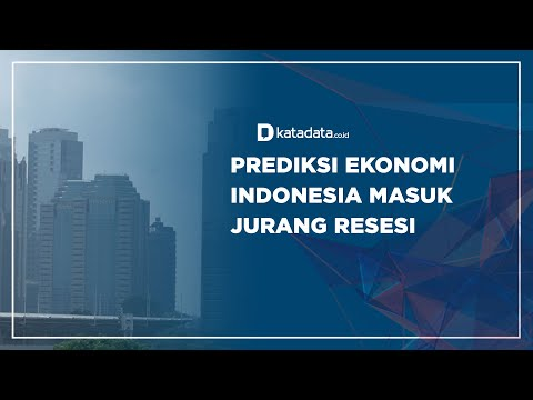 Prediksi Ekonomi Indonesia Masuk Jurang Resesi | Katadata Indonesia